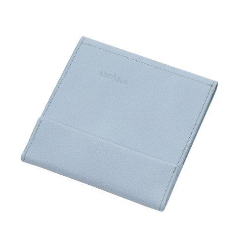 薄い財布 abrAsus ライトグレー_0