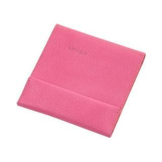 薄い財布 abrAsus ピンク
