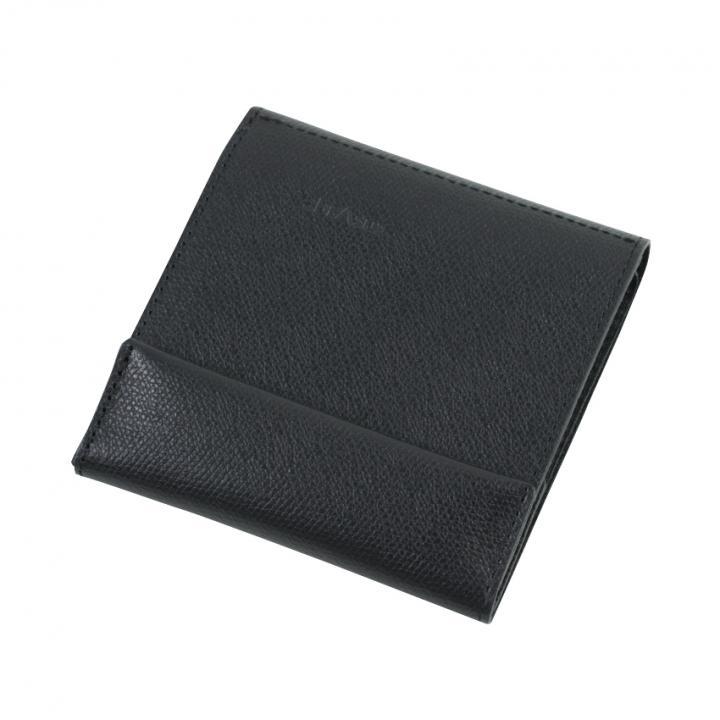 薄い財布 abrAsus ブラック