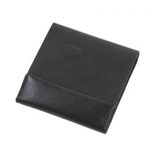 薄い財布 abrAsus チョコ