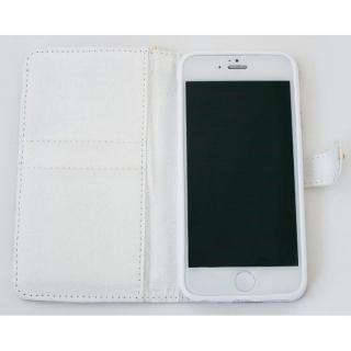 【iPhone6ケース】Afreak 手帳型ケース フラワー iPhone 6ケース_3