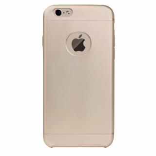 電波妨害が少ないアルミケース ibacks Essence ゴールド iPhone 6ケース