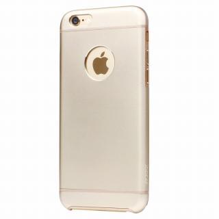 【iPhone6ケース】電波妨害が少ないアルミケース ibacks Essence ゴールド iPhone 6ケース_1