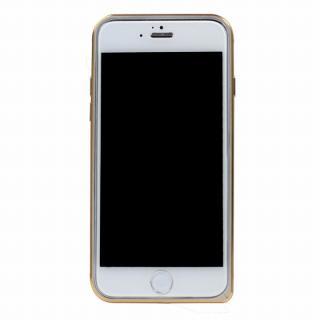 工具不要の超軽量7gアルミバンパー ibacks Essence シルバー iPhone 6バンパー
