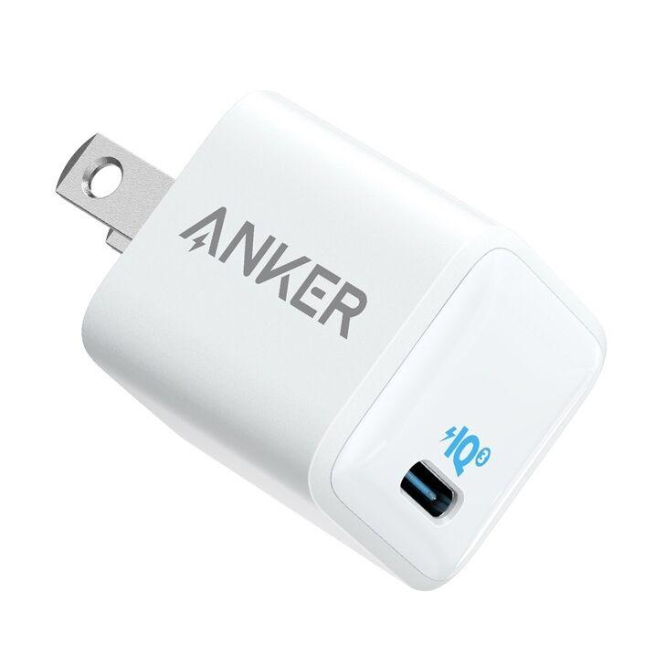 Anker PowerPort III Nano 20W ホワイト_0