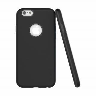 ツートンカラーケース araree AMY ブラック/ブラック iPhone 6ケース