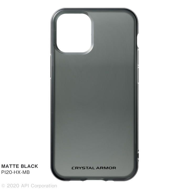 HEXAGON MATTE BLACK iPhone 12 mini_0