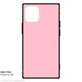 iPhone 12 mini (5.4インチ) ケース TILE スクエア型iPhoneケース BABY PINK iPhone 12 mini
