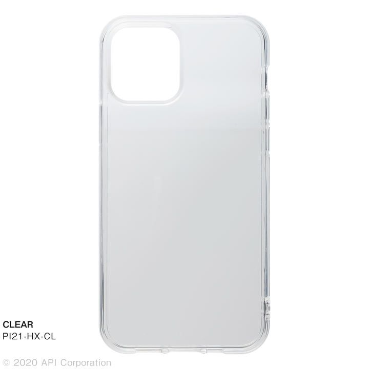 HEXAGON CLEAR iPhone 12/iPhone 12 Pro【11月上旬】_0