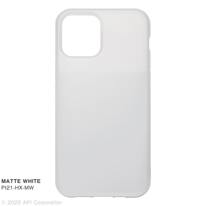 HEXAGON MATTE WHITE iPhone 12/iPhone 12 Pro_0