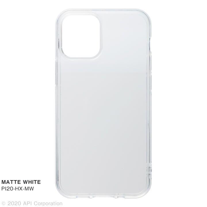 HEXAGON MATTE WHITE iPhone 12 mini_0