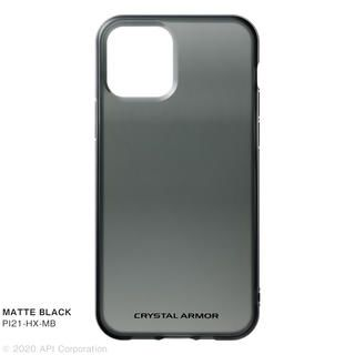 iPhone 12 / iPhone 12 Pro (6.1インチ) ケース HEXAGON MATTE BLACK iPhone 12/iPhone 12 Pro