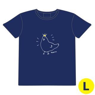 【10月下旬】マミルトンの鳥T Lサイズ