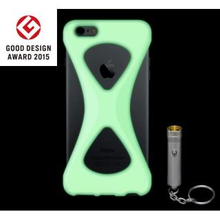 iPhone6s Plus/6 Plus ケース Palmo GiD 落下防止シリコンケース 蓄光 iPhone 6s Plus/6 Plus