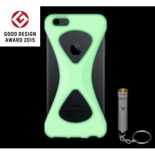 Palmo GiD 落下防止シリコンケース 蓄光 iPhone 6s Plus/6 Plus