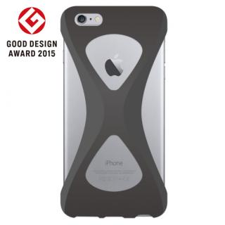 Palmo 落下防止シリコンケース ブラック iPhone 6s Plus/6 Plus