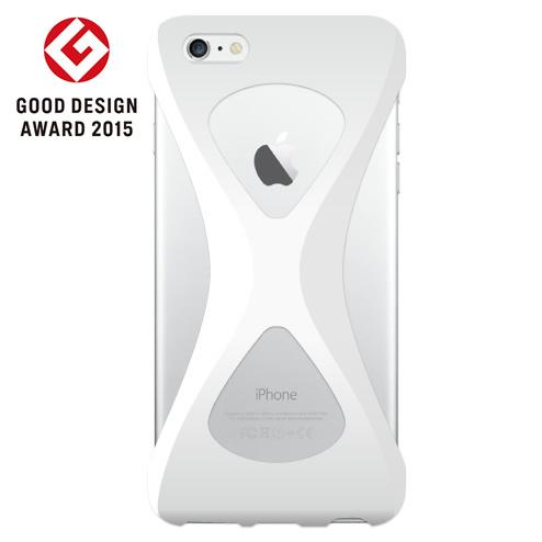 iPhone6s Plus/6 Plus ケース Palmo 落下防止シリコンケース ホワイト iPhone 6s Plus/6 Plus_0