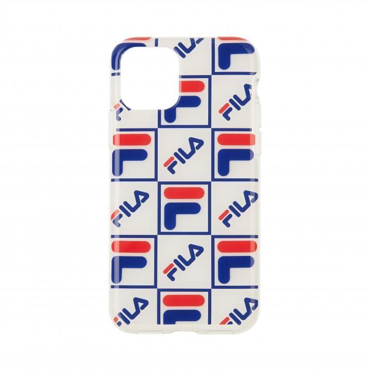 iPhone 11 Pro ケース FILA IML Case iPhone 11 Pro FILA-001_0