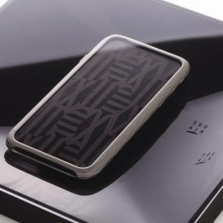 超々ジュラルミンA7075 SQUAIR The Dimple シルバー iPhone 6