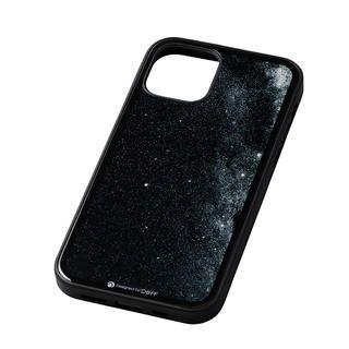 iPhone 12 / iPhone 12 Pro (6.1インチ) ケース Hybrid Case Etanze 星空ブラック iPhone 12/iPhone 12 Pro【10月下旬】