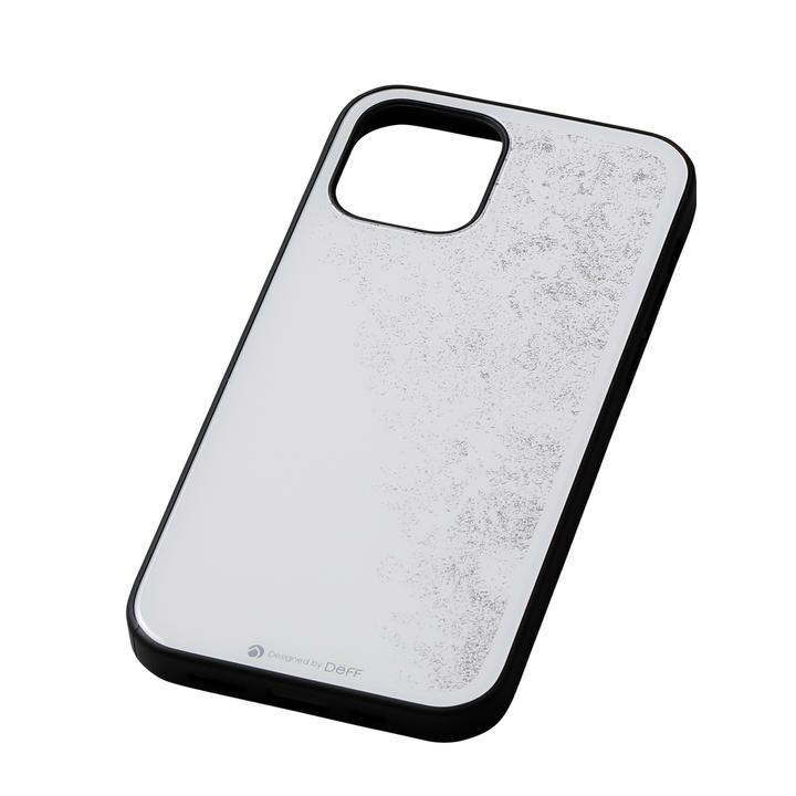 Deff Hybrid Case Etanze 星空ホワイト iPhone 12 mini_0