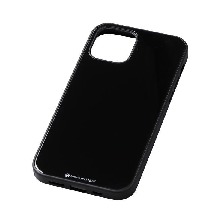 Deff Hybrid Case Etanze ブラック iPhone 12/iPhone 12 Pro_0