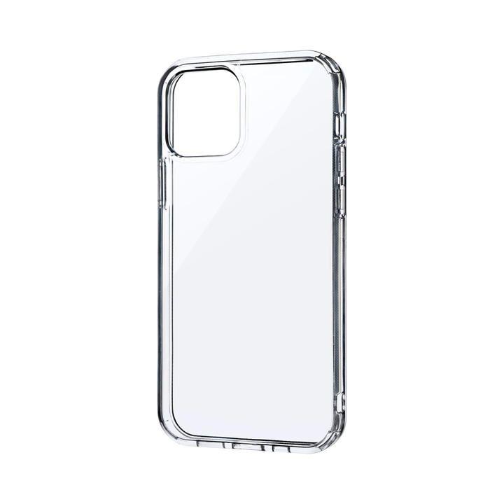 耐傷・耐衝撃ハイブリッドケース「CLEAR Tough」 クリア iPhone 12/iPhone 12 Pro_0