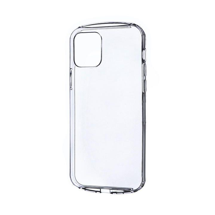 耐衝撃ソフトケース「CLEAR Round」 クリア iPhone 12/iPhone 12 Pro【10月下旬】_0