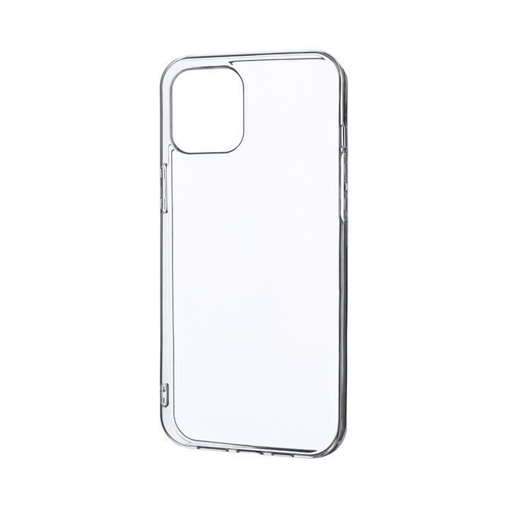 ソフトケース「CLEAR Soft」 クリア iPhone 12 Pro Max_0