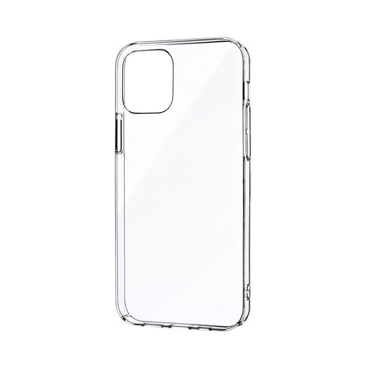 ハードケース「CLEAR Hard+」 クリア iPhone 12/iPhone 12 Pro_0