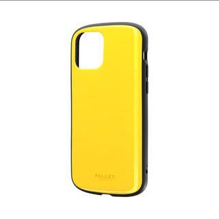 iPhone 12 / iPhone 12 Pro (6.1インチ) ケース 超軽量・極薄・耐衝撃ハイブリッドケース「PALLET AIR」 イエロー iPhone 12/iPhone 12 Pro