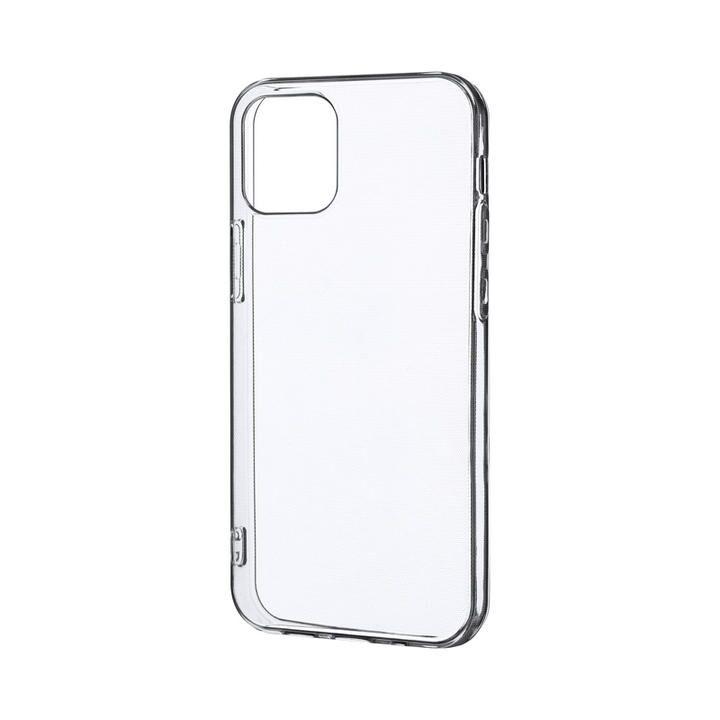 ソフトケース「CLEAR Soft」 クリア iPhone 12 mini_0