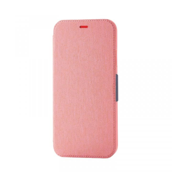 iPhone XR ケース 手帳型ソフトケース ピンク iPhone XR_0