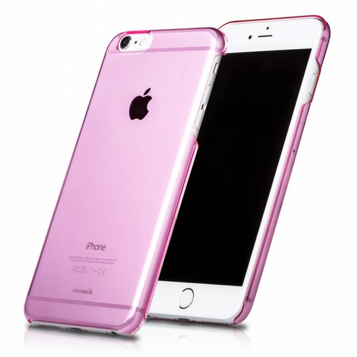 iPhone6 Plus ケース 高耐久性クリアケース InnerExile Hydra ピンク iPhone 6 Plusケース_0
