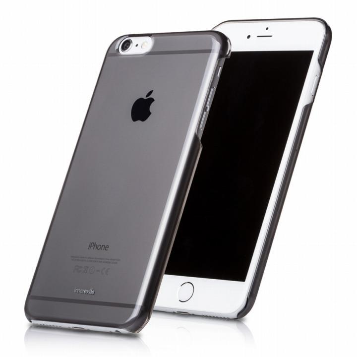 【iPhone6 Plusケース】高耐久性クリアケース InnerExile Hydra ブラック iPhone 6 Plusケース_0