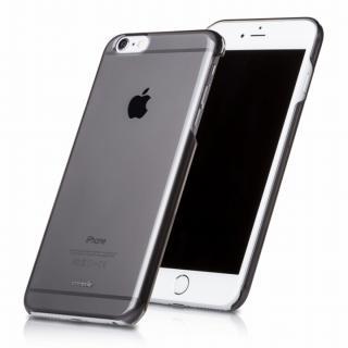 高耐久性クリアケース InnerExile Hydra ブラック iPhone 6 Plusケース