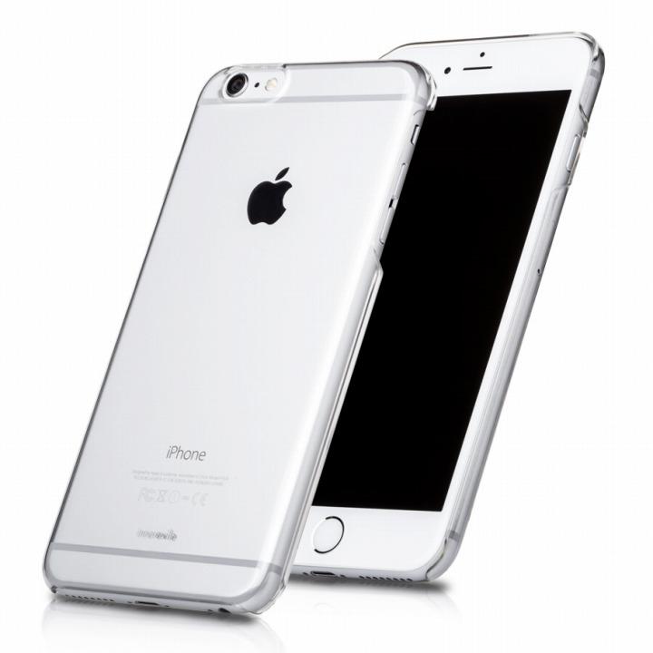 高耐久性クリアケース InnerExile Hydra クリア iPhone 6 Plusケース