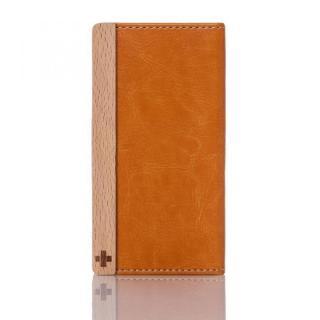 iPhone SE/5s用 フリップノートスタイルケース(オレンジ)