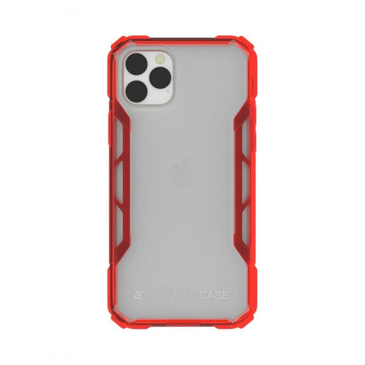 iPhone 11 ケース ELEMENT CASE Rally サンセットレッド iPhone 11_0