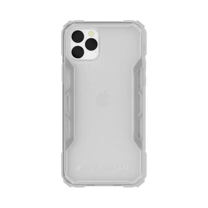 iPhone 11 Pro Max ケース ELEMENT CASE Rally クリア iPhone 11 Pro Max_0