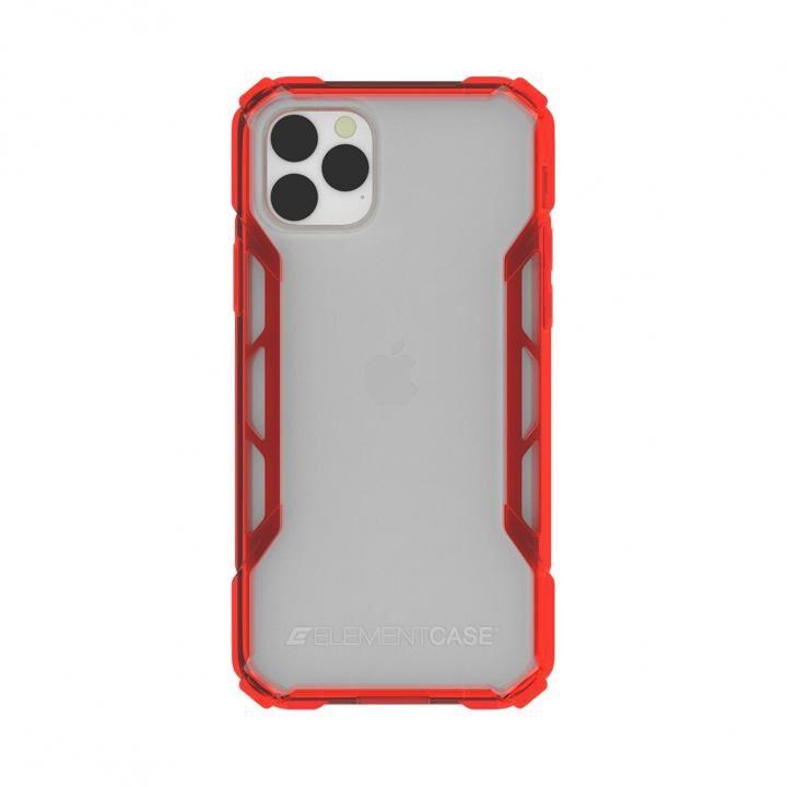 iPhone 11 Pro Max ケース ELEMENT CASE Rally サンセットレッド iPhone 11 Pro Max_0
