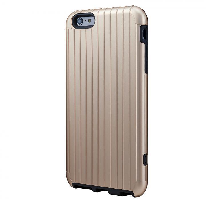 iPhone6 Plus ケース ICカード対応 2重構造ケース PRECISION ゴールド iPhone 6 Plusケース_0