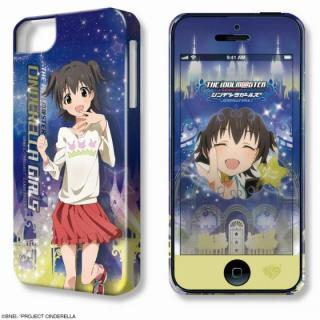 iPhone SE/5s/5 ケース アイドルマスター シンデレラガールズ ケース 赤城みりあ iPhone SE/5s/5