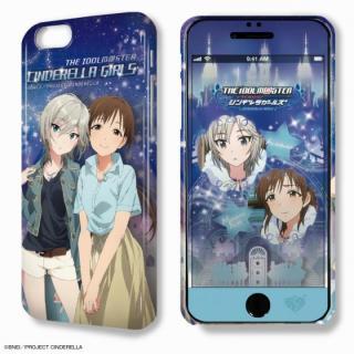 iPhone6s Plus/6 Plus ケース アイドルマスター シンデレラガールズ ケース アナスタシア・新田美波 iPhone 6s Plus/6 Plus