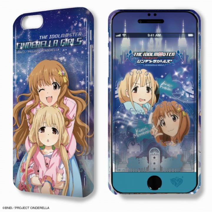 iPhone6s Plus/6 Plus ケース アイドルマスター シンデレラガールズ ケース 双葉杏・諸星きらり iPhone 6s Plus/6 Plus_0