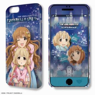 iPhone6s Plus/6 Plus ケース アイドルマスター シンデレラガールズ ケース 双葉杏・諸星きらり iPhone 6s Plus/6 Plus