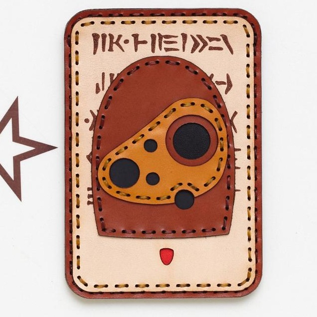 天空の城ラピュタ ロボット兵パスケース カードケース_0