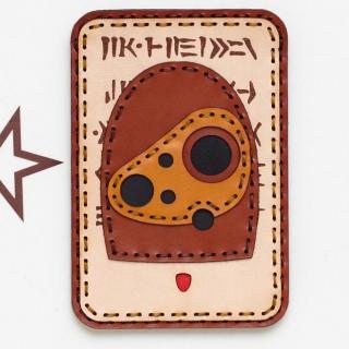 天空の城ラピュタ ロボット兵パスケース カードケース