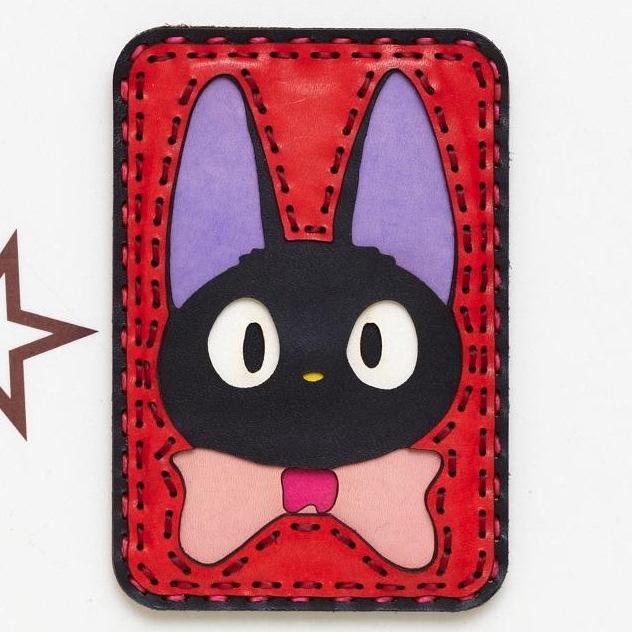 魔女の宅急便 ジジパスケース カードケース_0