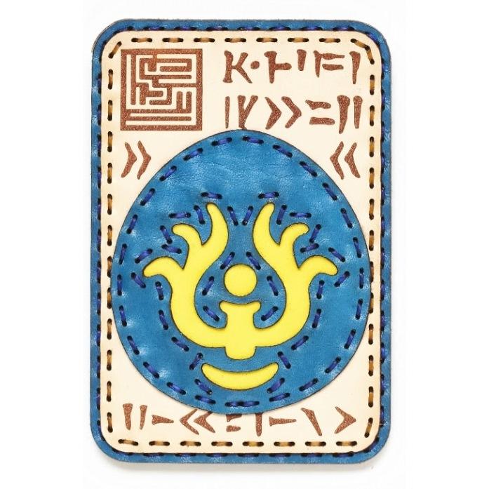 天空の城ラピュタ 飛行石パスケース カードケース_0